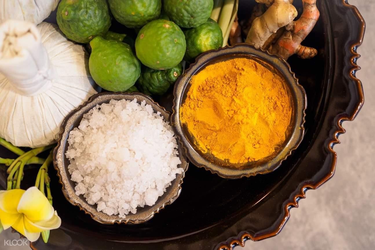 thai herbs